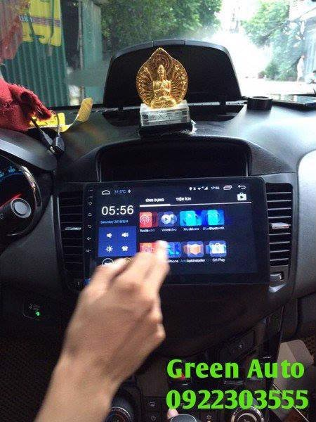 DVD Android cho Cruze/Lacetti