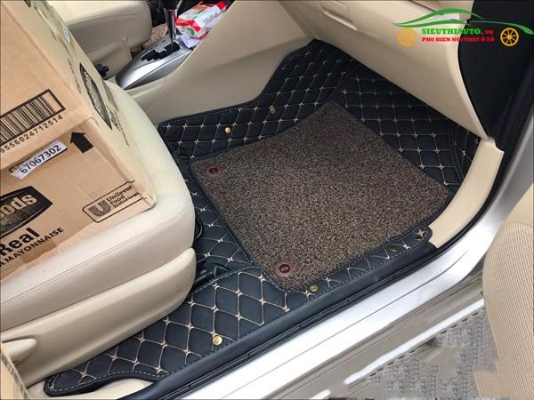 Thảm Lót Sàn 5D và 6D Toyota Vios