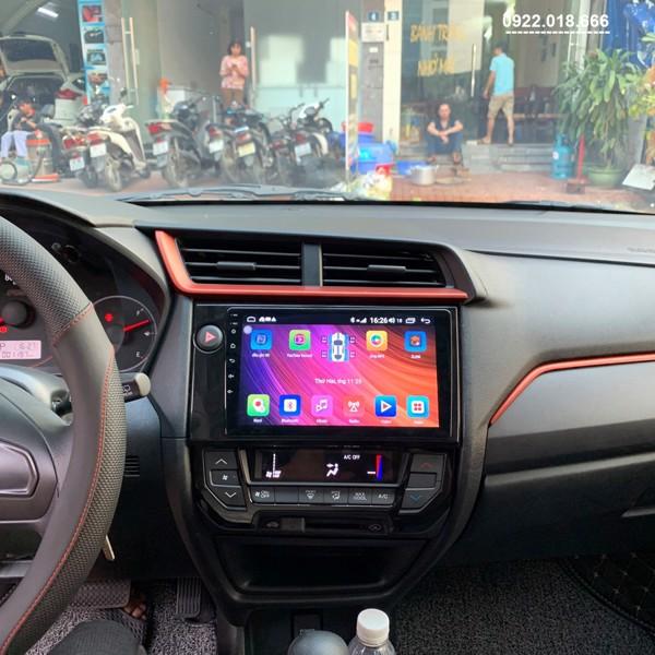 Màn Hình Android Honda Brio 2020 - 2021 Cấu Hình Cao Giá Tốt