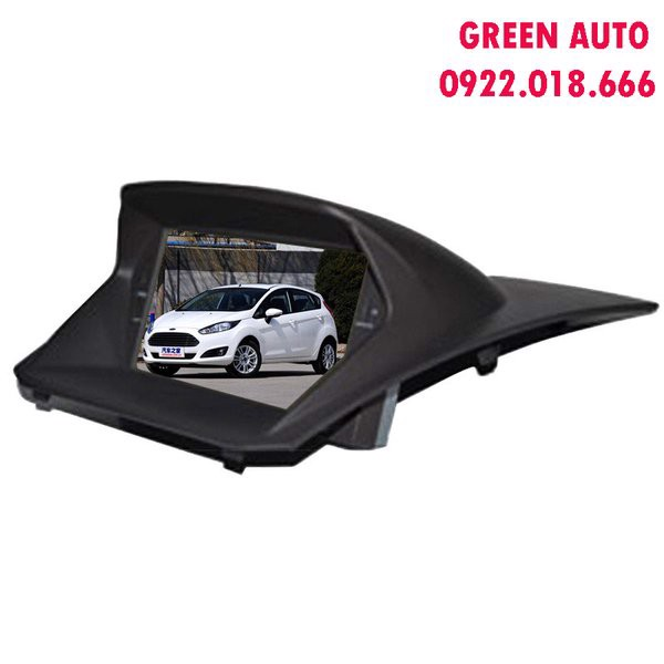 DVD Android cho xe Ford Ecosport