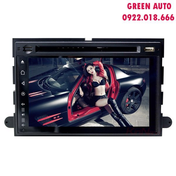 DVD Android cho xe Ford Escape