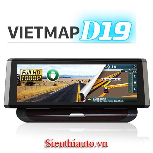 Camera hành trình VietMap  D19 Cho Ô tô.