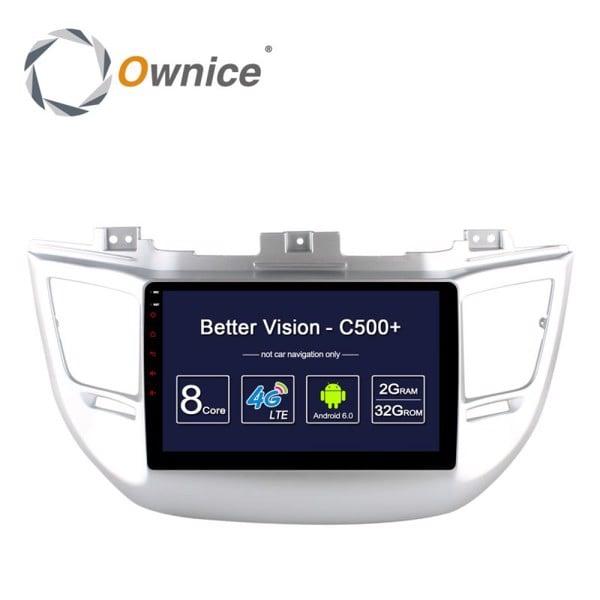 DVD Ownice C500 Hyundai Tucson