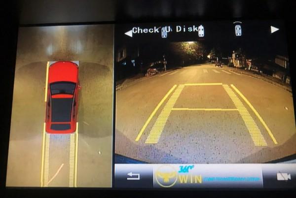 Camera 360 độ OWIN cho Lexus GX470