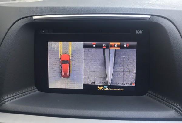Camera 360 độ OWIN cho Mazda CX5