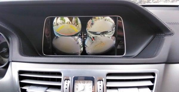 Camera 360 độ OWIN cho xe Mercedes E400