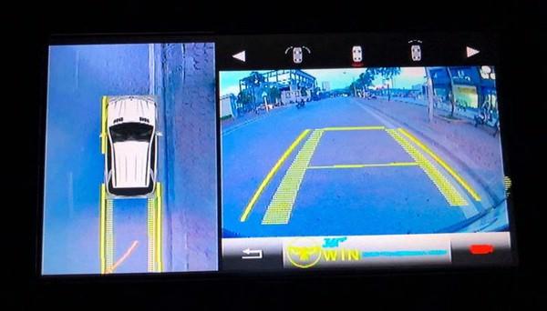 Camera 360 độ OWIN cho xe Toyota Innova