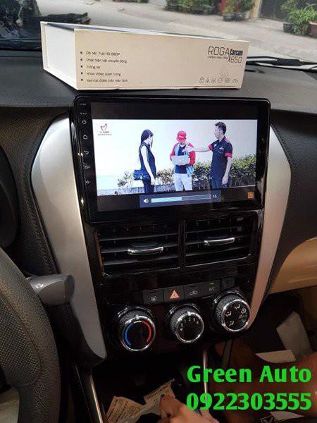 Màn DVD Android cho Toyota Yaris 2019