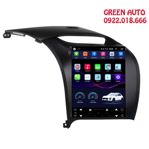 Màn Hình Android Phong Cách Tesla Cho Kia Cerato K3