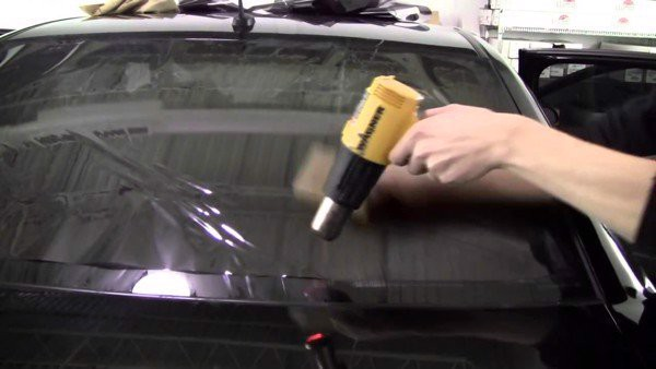 Xe Huyndai Elantra Sport dán phim cách nhiệt chống nóng