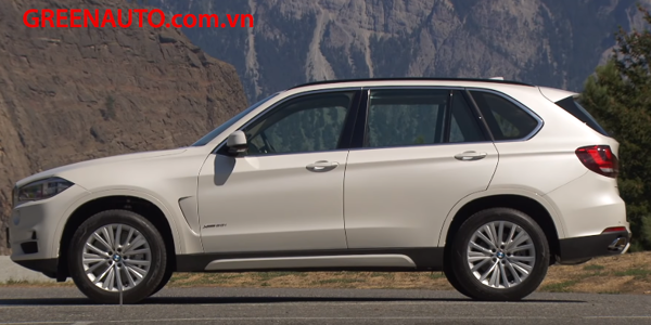 Độ Cốp Điện Tự Động Đóng Mở Cho  Xe BMW X5