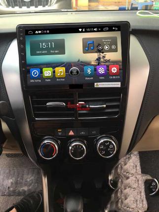 Màn Hình Android Toyota Vios 2019 thương hiệu Hitech Pro