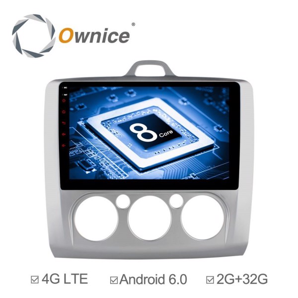 DVD Ownice C500 Ford Focus