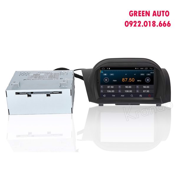 DVD android Theo xe Ford Fiesta