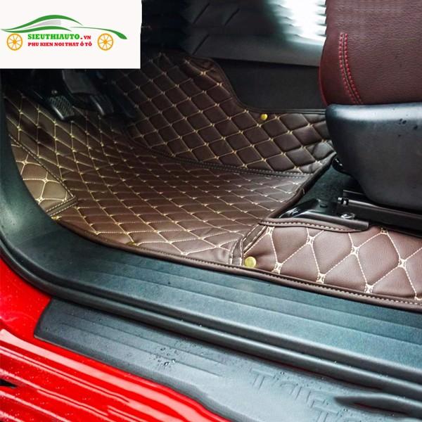 Thảm Lót Sàn 5D và 6D Toyota Hilux