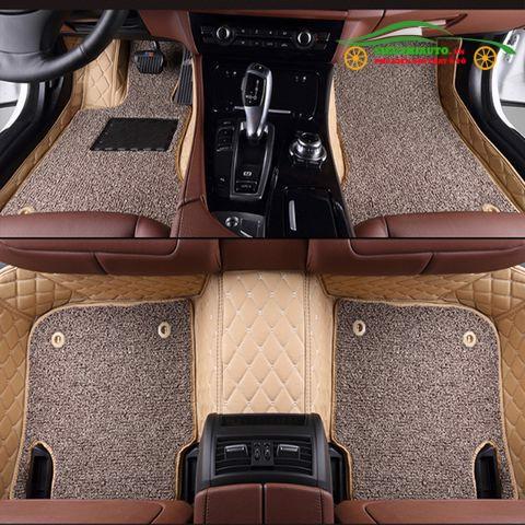 Thảm Lót Sàn 5D và 6D Toyota Camry