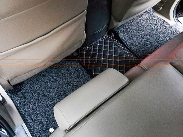 Thảm Lót Sàn 5D và 6D Toyota Rush
