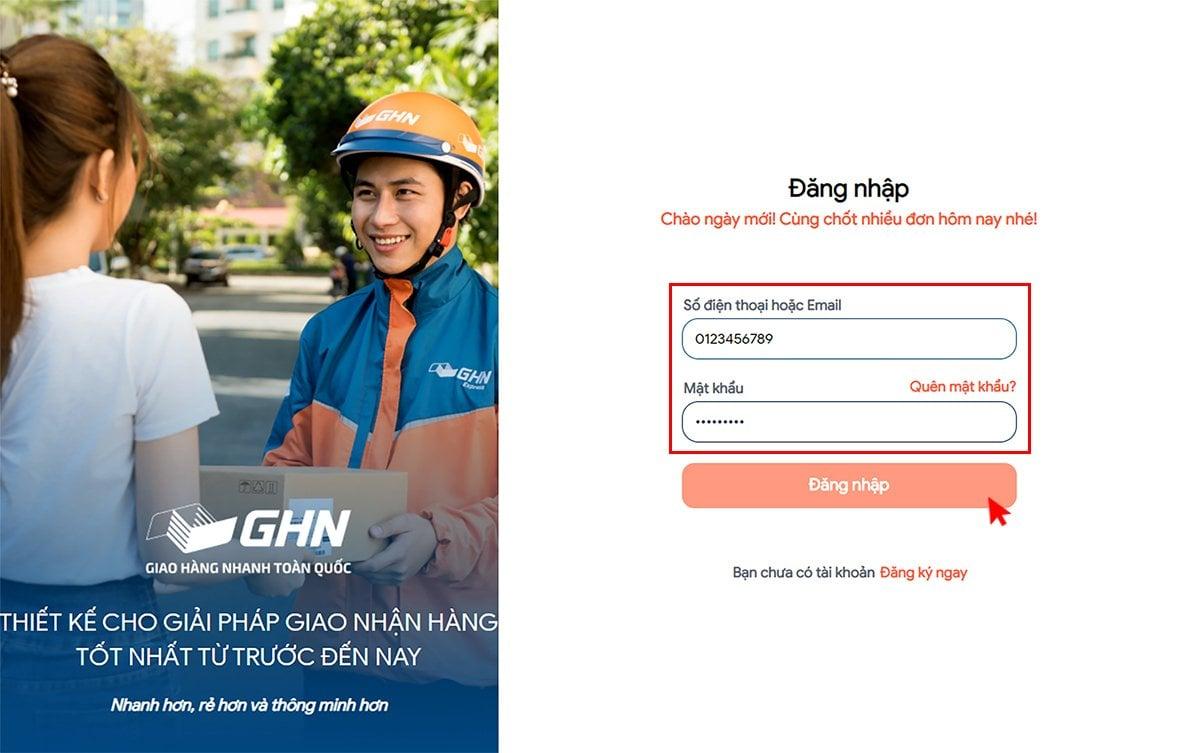 """GHN ra mắt phiên bản cập nhật tính năng """"Tra cứu trạng thái đơn hàng"""""""