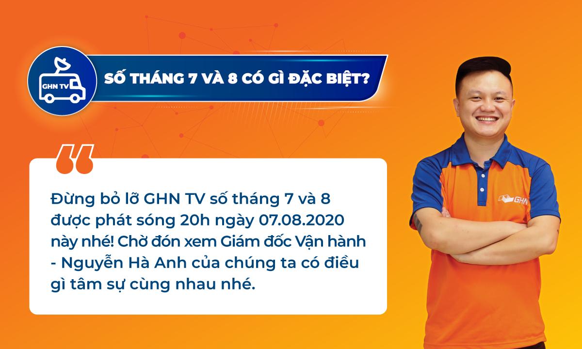 GHN TV Số tháng 07 - 08