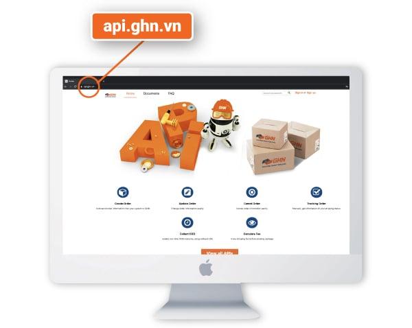 Thông báo chuyển đổi sang hệ thống API GHN mới trước ngày 15/07/2020