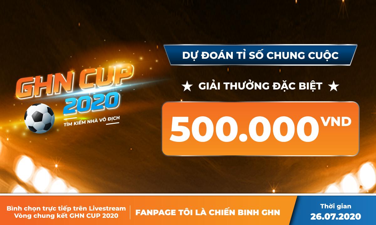 Minigame Nhà tiên tri GHN Cup 2020