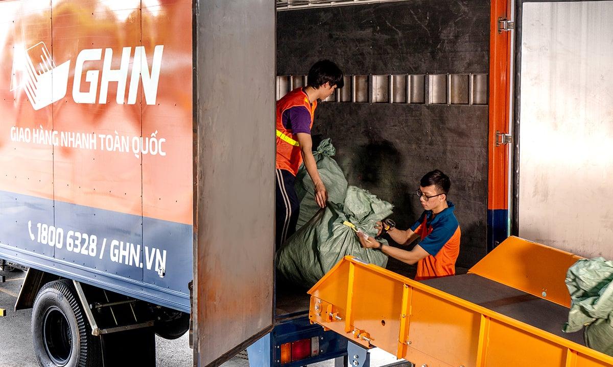 GHN ra mắt hệ thống phân loại hàng tự động thứ 2 tại TP. Hồ Chí Minh