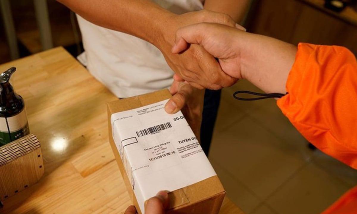GHN bất ngờ giao hàng lúc rạng sáng ngày 11.11