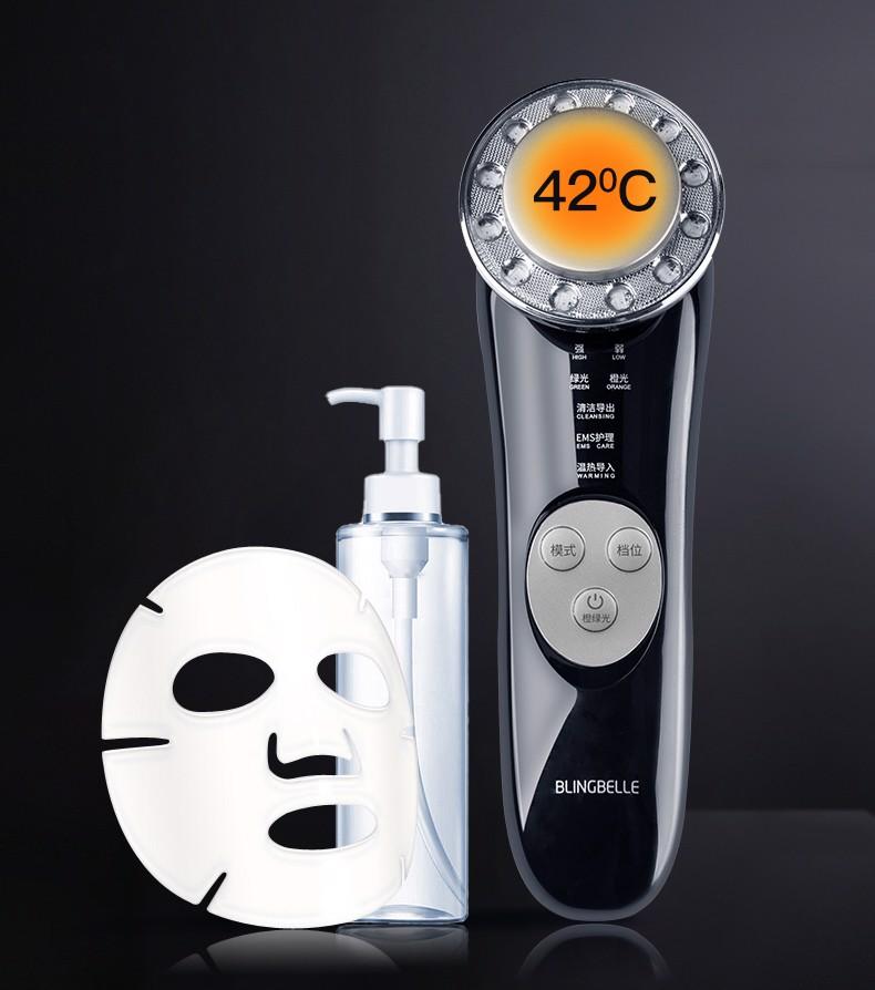 máy massage chăm sóc da mặt blingbelle
