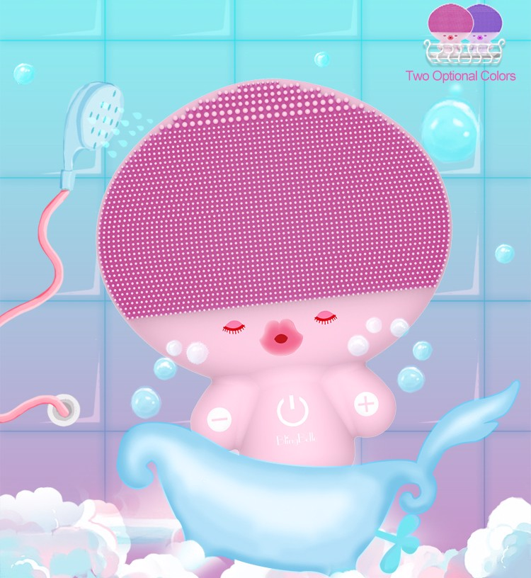 máy rửa mặt blingbelle doll