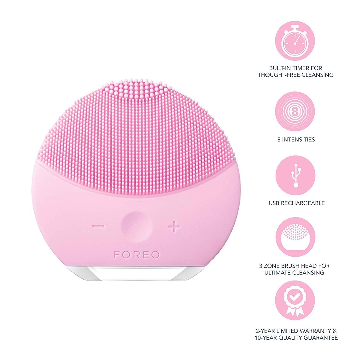 Review foreo luna mini 2