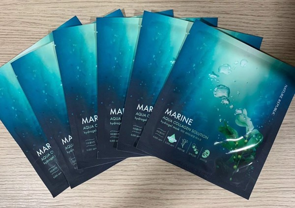 Mặt nạ Marine Aqua Collagen Solution