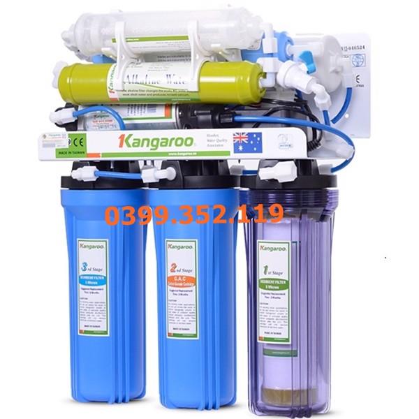 Nguyễn Nhâm chuyên phân phối máy lọc nước Kangaroo giá rẻ nhất thị trường.