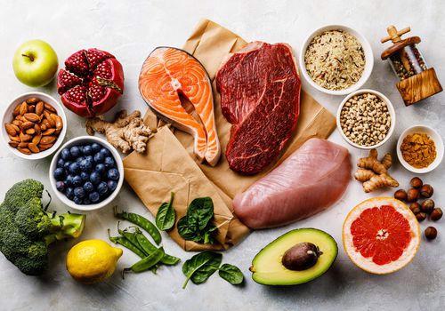 Thói quen tốt - dinh dưỡng