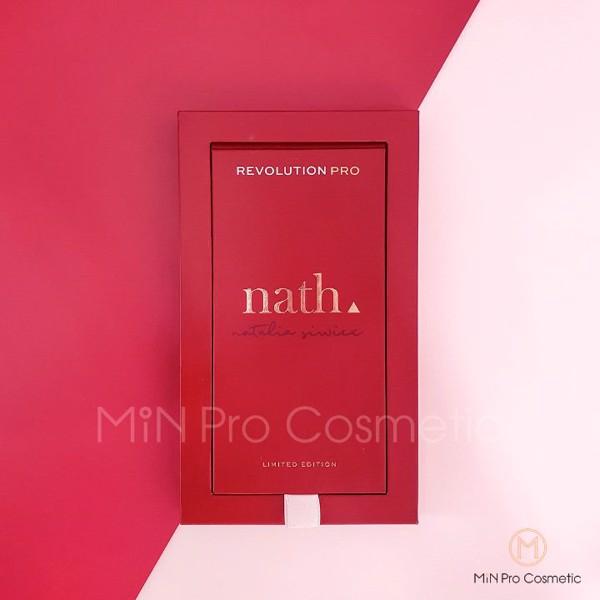 Bảng màu mắt Makeup Revolution Pro Nath Natalia Riwice Limited Edition
