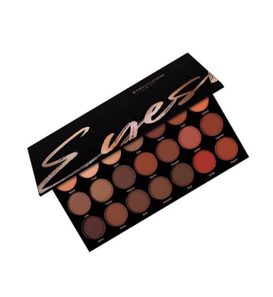 Bảng màu mắt Vacosi Pro Studio Eyeshadow Palette 28 ô
