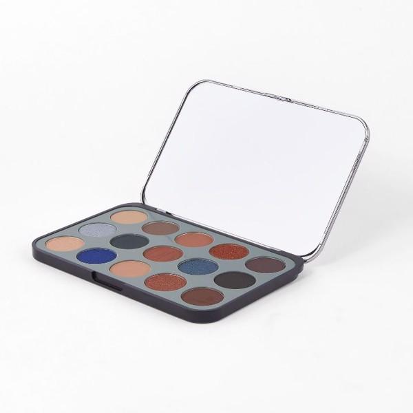 Bảng màu mắt BH Cosmetics Glam Reflection Smoke