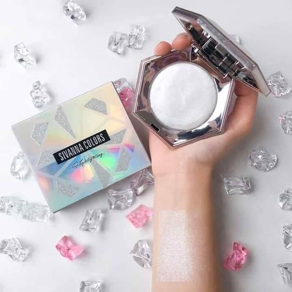 Bắt sáng Sivanna Color Ultra Diamond Highlight Powder HF4024