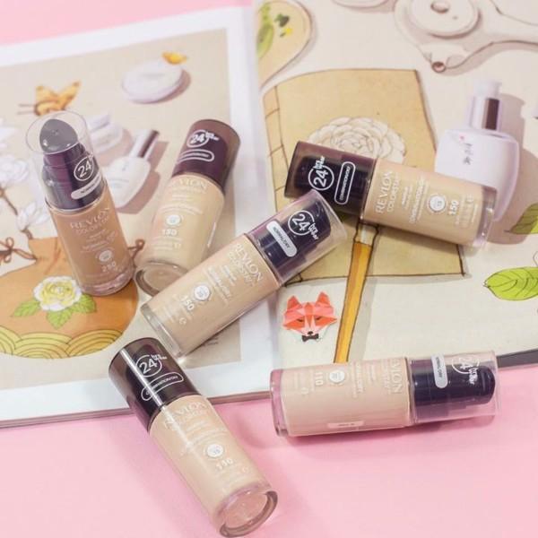 Kem nền Revlon Color Stay Makeup