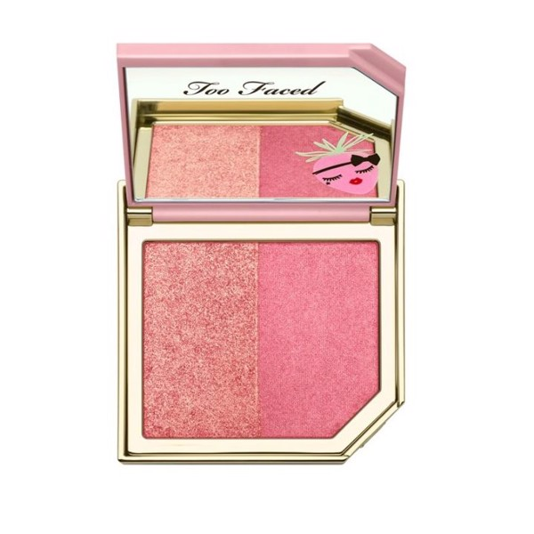 Má hồng Too Faced Fruit Cocktail Blush Duo