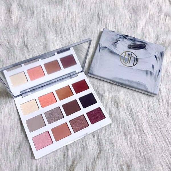 Bảng màu mắt BH Cosmetics Marble Collection Warm Stone Eyeshadow Palette 12 ô