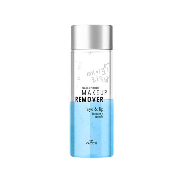 Nước tẩy trang mắt và môi Vacosi Waterproof Makeup Remover 80ml