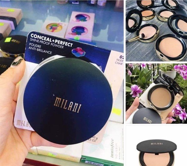 Phấn Phủ Milani Conceal Perfect Shine Proof Powder 12.3g