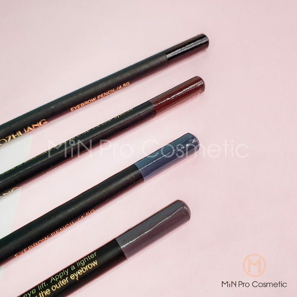 Chì mày phẩy sợi Haozhuang Make Up Milano Eyebrow Pencil Precicion