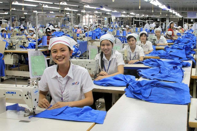 The Solution For The Uniform Pants For Female Workers In Factories?