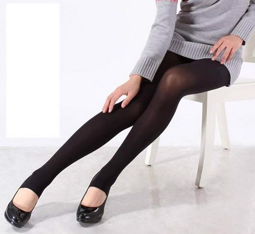 Identify 4 kinds of tightly elastic pants for obese women