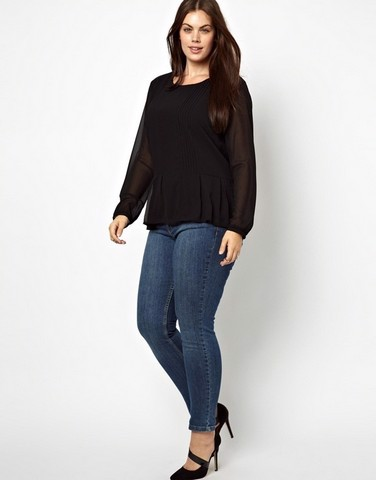 Which Jeans Should Obese Women Wear