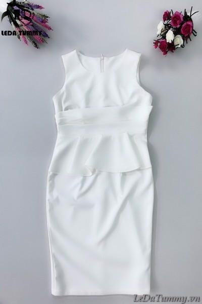 váy đầm cho người béo bụng
