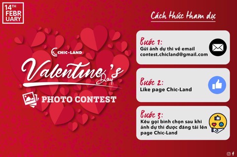 Chic-Land Valentine's Day Photo Contest 2020