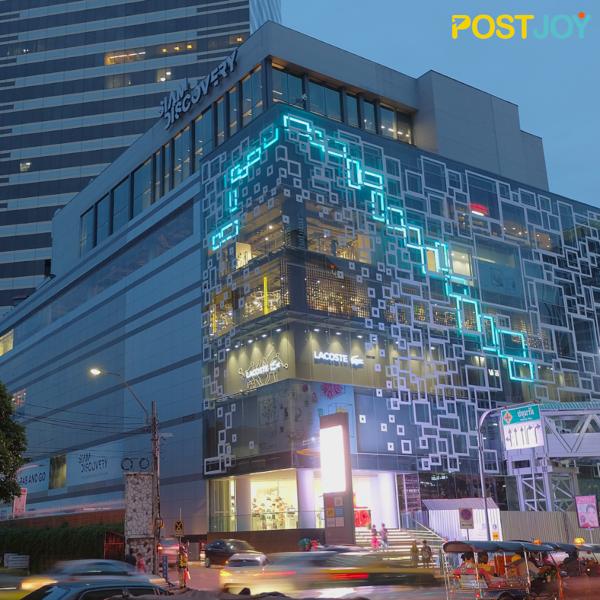 Siam Paragon - trung tâm thương mại ở Bangkok