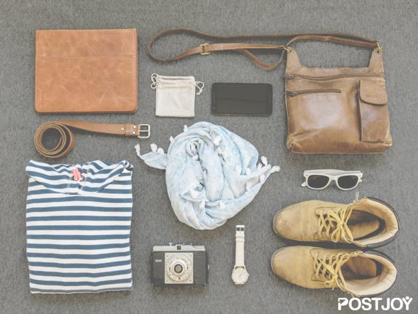 xếp đồ khi đi du lịch dài ngày